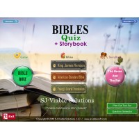 BIBLES - QUIZ + STORYBOOK      (download)
